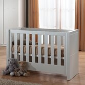 Baby-Bett &quot;Lara&quot; mit h&ouml;henverstellbarem Lattenrost