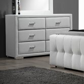 Riviera 6 Drawer Dresser