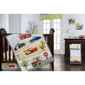 Jr. Junction Crib Bedding Collection