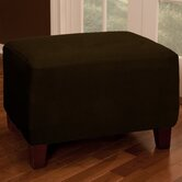Reeves Stretch One Piece Ottoman Cover