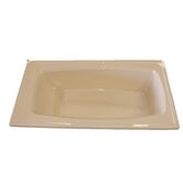 72&quot; x 36&quot; Whirlpool Rectangular Bath Tub