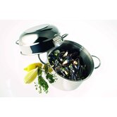 Resto 3.2-qt. Mussel Stock Pot with Lid