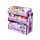 Minnie Multi Bin Toy Organizer