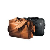 Vaqueta Napa Contemporary Laptop Briefcase