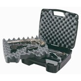 Four Pistol / Accessory Case in Black