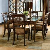 Urban Heights 9 Piece  Dining Set