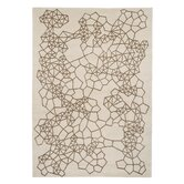 Hand Tufted Materia Brown Rug