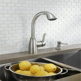 Finley One Handle High Arc Kitchen Faucet