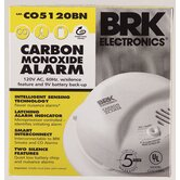 AC Powered Carbon Monoxide Alarm
