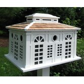 Signature Series 'Garden Pavilion' Large Bird House