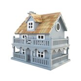 Classic Novelty Cottage Bird House