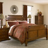 Casual Living Panel Bedroom Collection