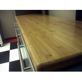 Ulti-MATE Garage 6' Butcher Block Worktop Surface