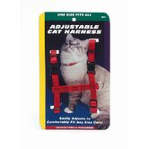 Adjustable Figure H Cat Harness