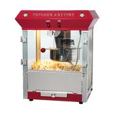 Popcorn Time 3 Gallon Antique Popcorn Machine