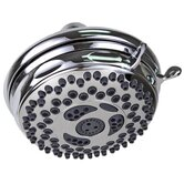 12-Setting Medallion Shower Head