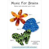 Music for Brains CD (Set of 3)