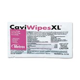 "Caviwipes, X-Large, Individual Packs, 10""x12"", 50 per Box"