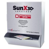 SunX SPF30 Sunscreen Towelette (Set of 50)