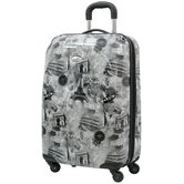 "Destination 21"" Hardside Suitcase"