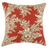Bellingrath Cotton Pillow