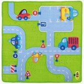 Traffic Play Kids Rug