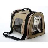 Designer Pet Tote