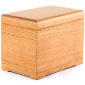 Oak Celestial All Natural Wood Urn