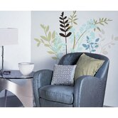 Multi Branches Peel and Stick Wall Decal