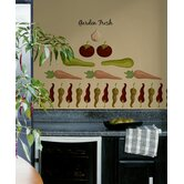 Garden Fresh Peel and Stick Wall Decal