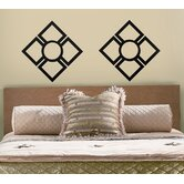 Trellis Peel and Stick Wall Decal
