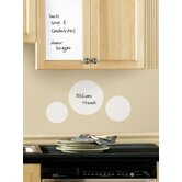 Roommates Deco Dry Erase Sheet Peel and Stick Wall Decal