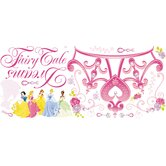 Disney Princess Crown Giant Wall Decal