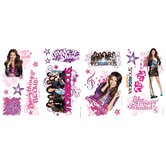 Nickelodeon Victorious Peel and Stick Wall Decal