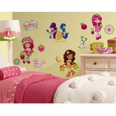 Strawberry Shortcake Peel and Stick Wall Decal