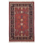 Europa Red Rug