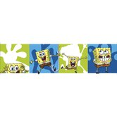 Nickelodeon SpongeBob SquarePants Self Stick Wall Border