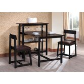 Costa Rica 3 Piece Dining Set