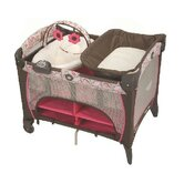 Pack 'n Play Playard with Newborn Napper Station DLX
