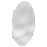 32&quot; Oval Medicine Cabinet