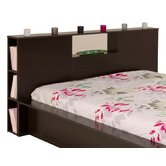 Kub Bookcase King Headboard