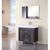 Miami 36&quot; Single Sink Vanity Set