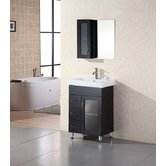 "Oslo 24"" Single Sink Vanity Set"