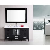 "Stanton 60"" Single Modern Bathroom Vanity"