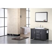 Washington Single Sink Vanity Set