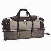 Molded 32&quot; 2-Wheeled Travel Duffel