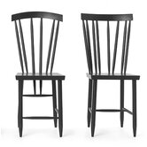 Family Chair 3+4 by Lina Nordqvist (Set of 2)
