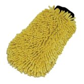 Long Chenille Microfiber Mitt