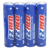 24 AAA Alkaline Battery (6 Four packs)