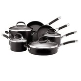Anodized Pro 10-Piece Cookware Set